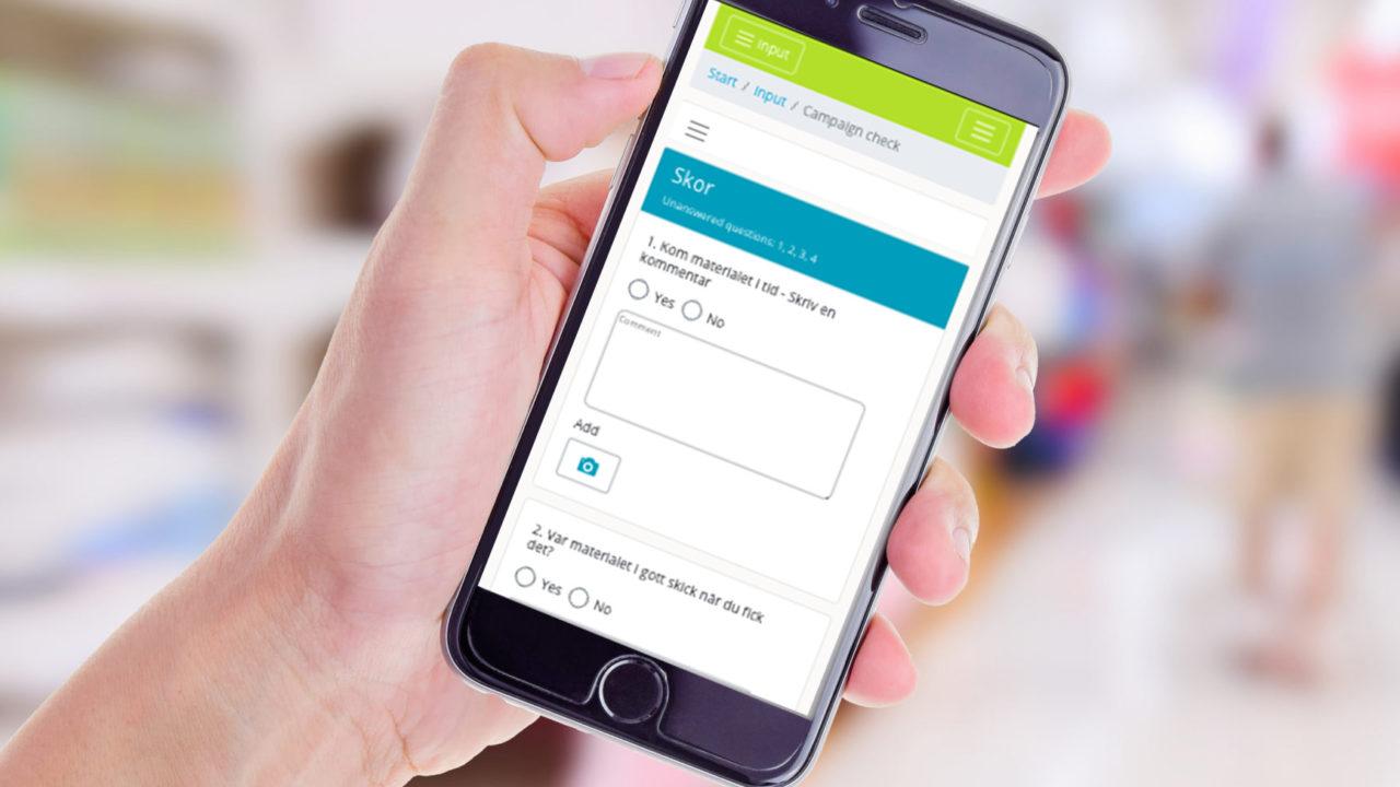 Testa digitala checklistor helt kostnadsfritt